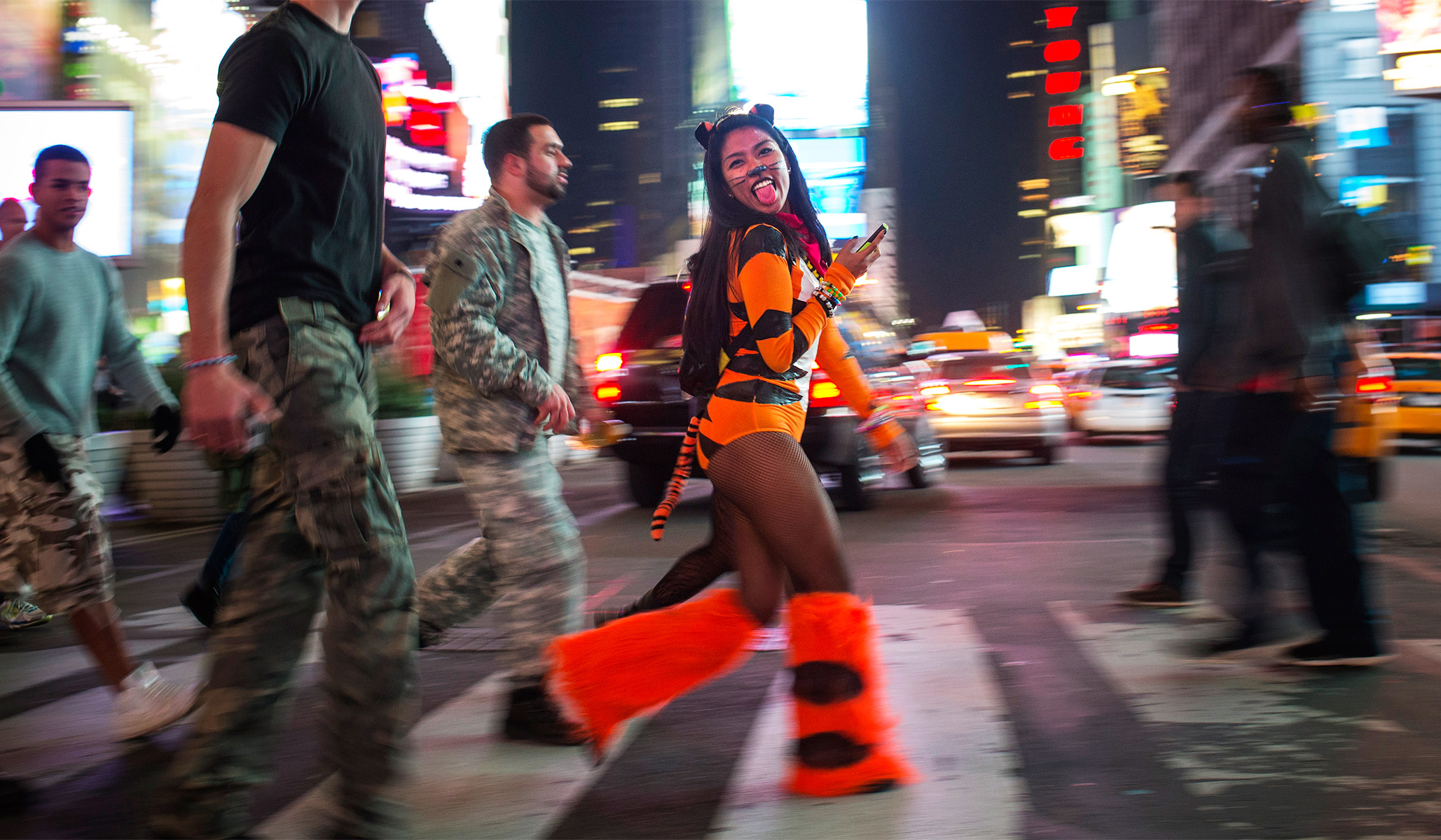 sexualized halloween costumes: not dangerous | national review