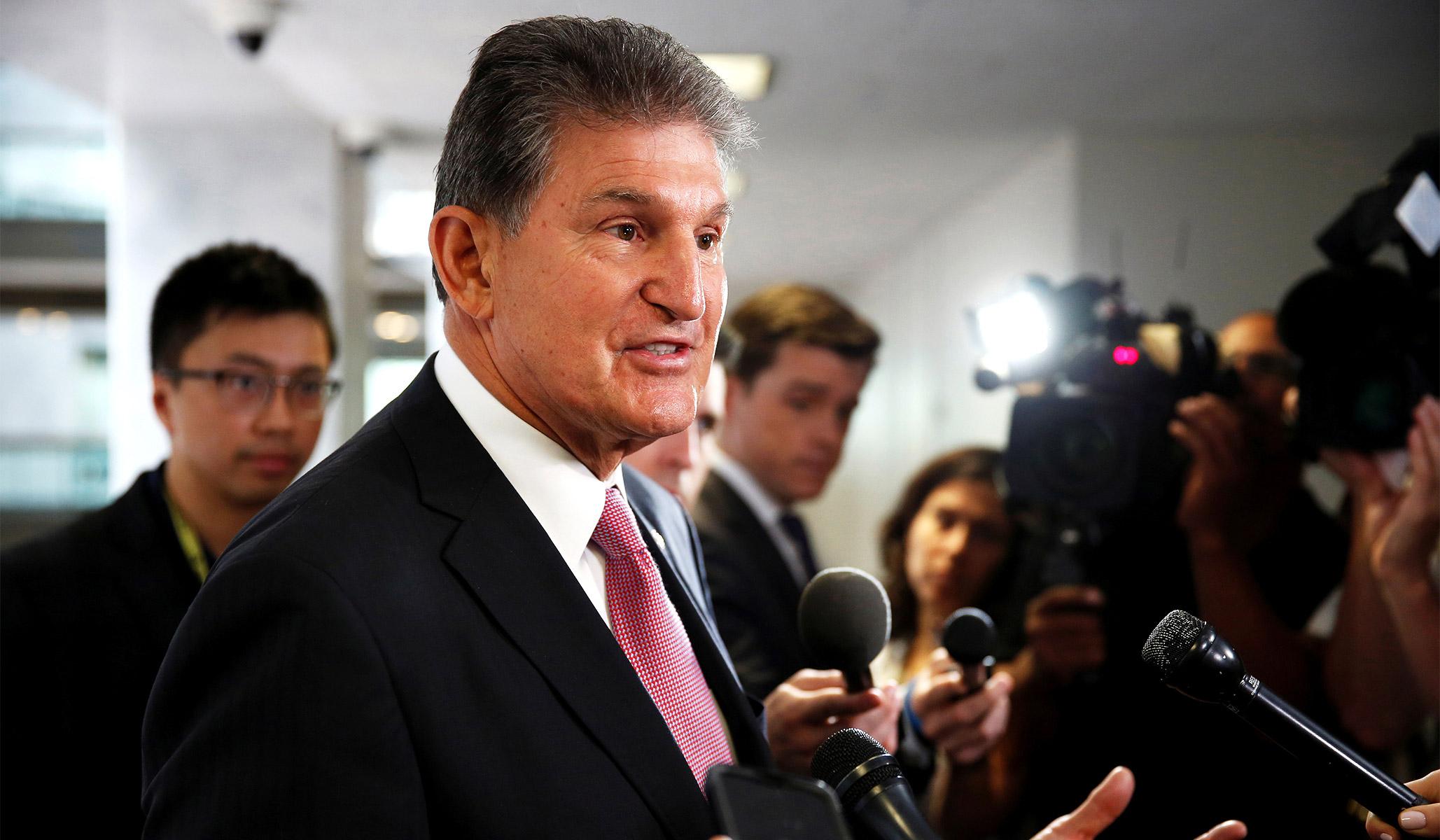 Joe Manchin, Brett Kavanaugh: West Virginia Senator Might