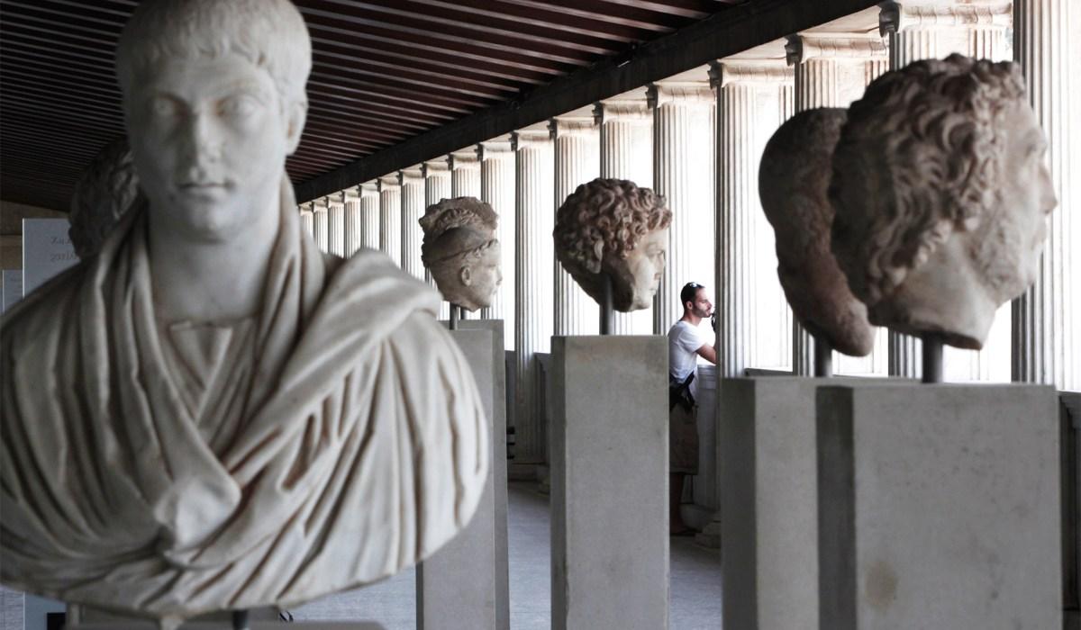 Western Civilization Athens Jerusalem London Key