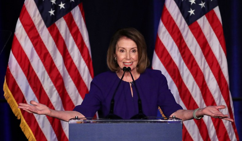 Pelosi Vows She'll Be Speaker Despite New Potential Challenger