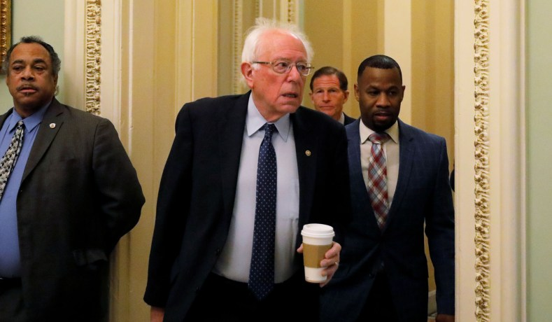 Best Rts 2020 Bernie Sanders 2020: 'Will Probably Run' if 'Best Candidate' to