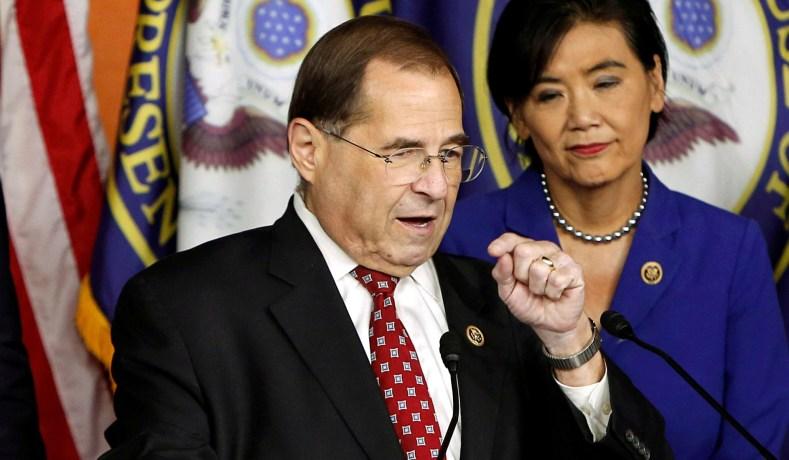 House Dem. Nadler: I 'Certainly Hope' to Avoid Trump Impeachment