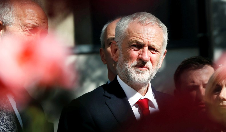 Labour-Party Anti-Semitism — Scotland Yard Launches an Investigation