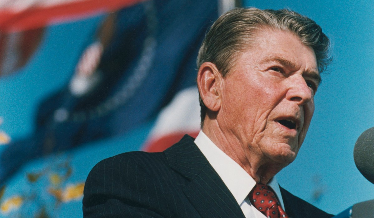 Ronald Reagan S A Time For Choosing Speech Made History