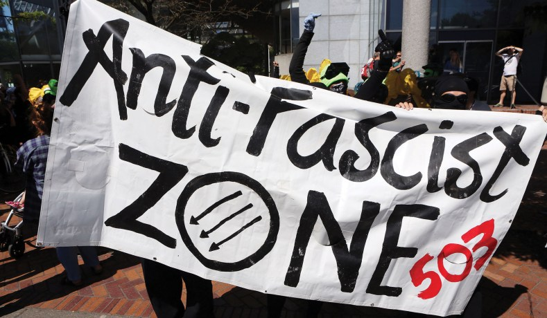 Antifa In Portland Whose Streets Indeed National Review