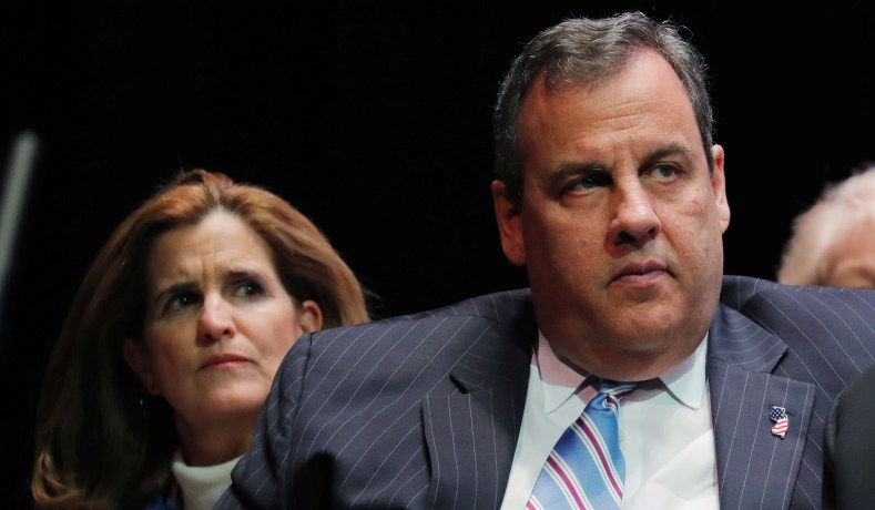 Christie Withdraws From Chief of Staff Consideration