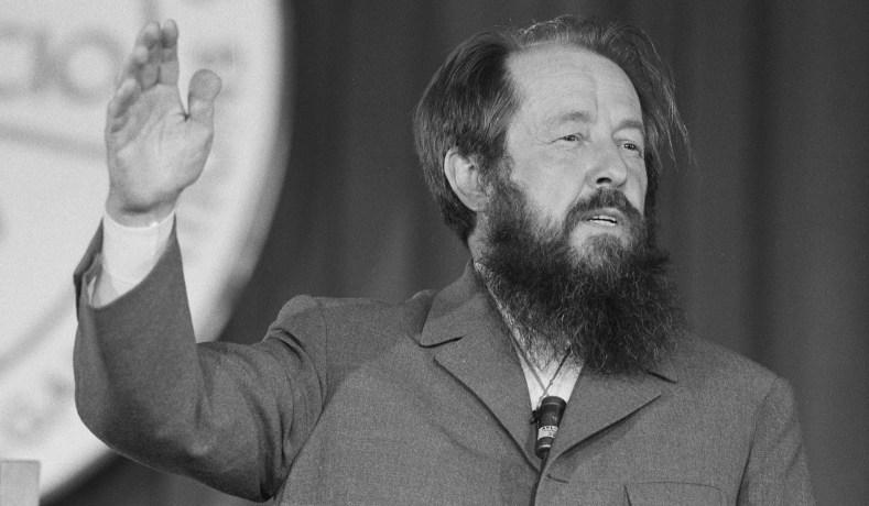 Bill Connor on Aleksandr Solzhenitsyn Has the Answer to All of America's Problems