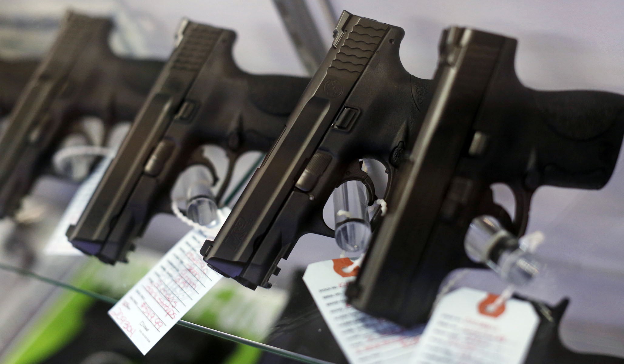 Credit Cards and Guns: One Last Point