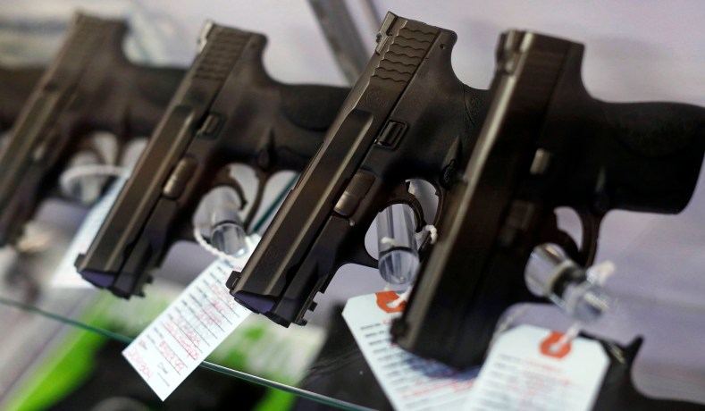 credit cards guns one last point following the new york times