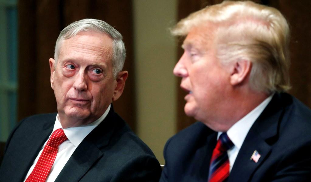 Former Defense Secretary Mattis Breaks Silence to Slam Trump: 'Three Years Without Mature Leadership'