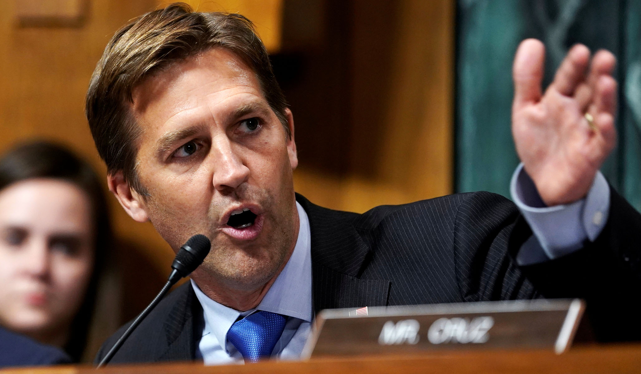 Sasse Breaks with Republicans to Condemn Trump's Suggestion China Should Investigate Biden