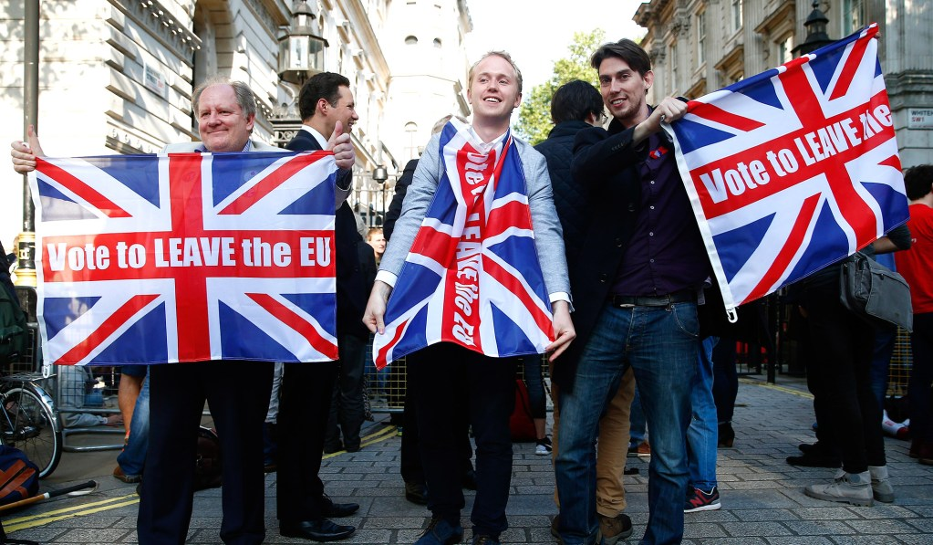 Brexit and the Necessity of Democracy
