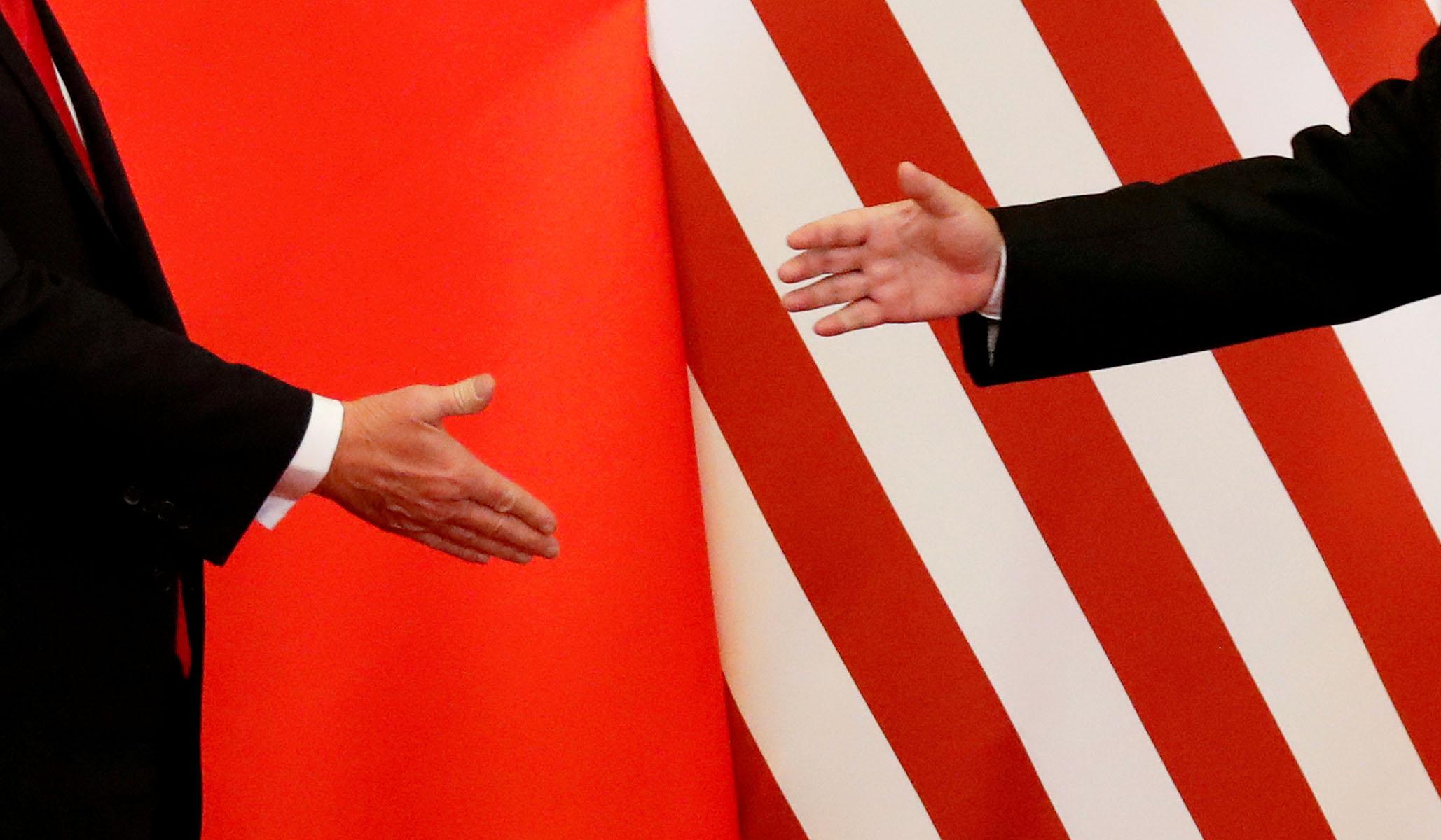 On China, Pinholes and Pinpricks