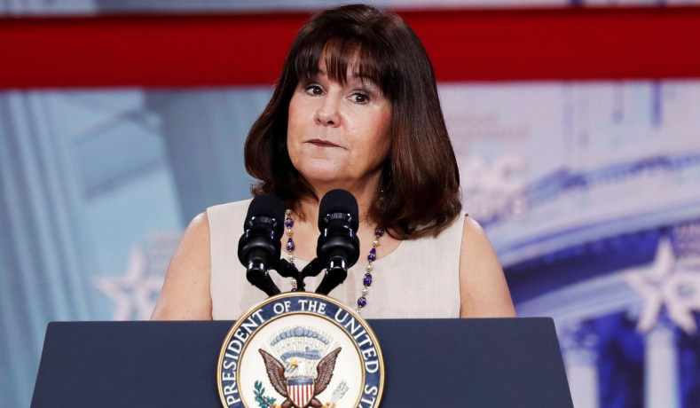 Karen Pence, Are You Now, or Have You Ever Been, Part of a Christian Ministry?
