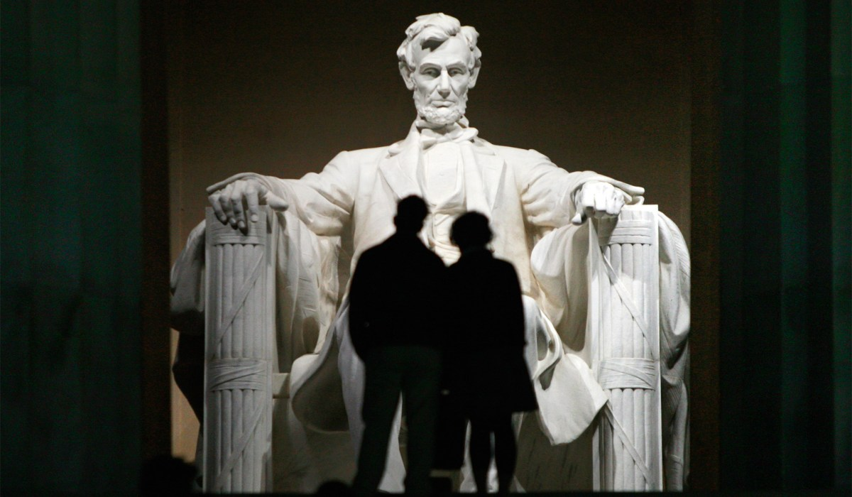 Self-Interest Is Not Enough: Lincoln's Classical Revision of the Founding | National Review