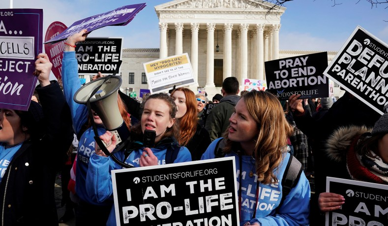Alabama and Georgia Are Throwing Down the Gauntlet against Roe. Good.