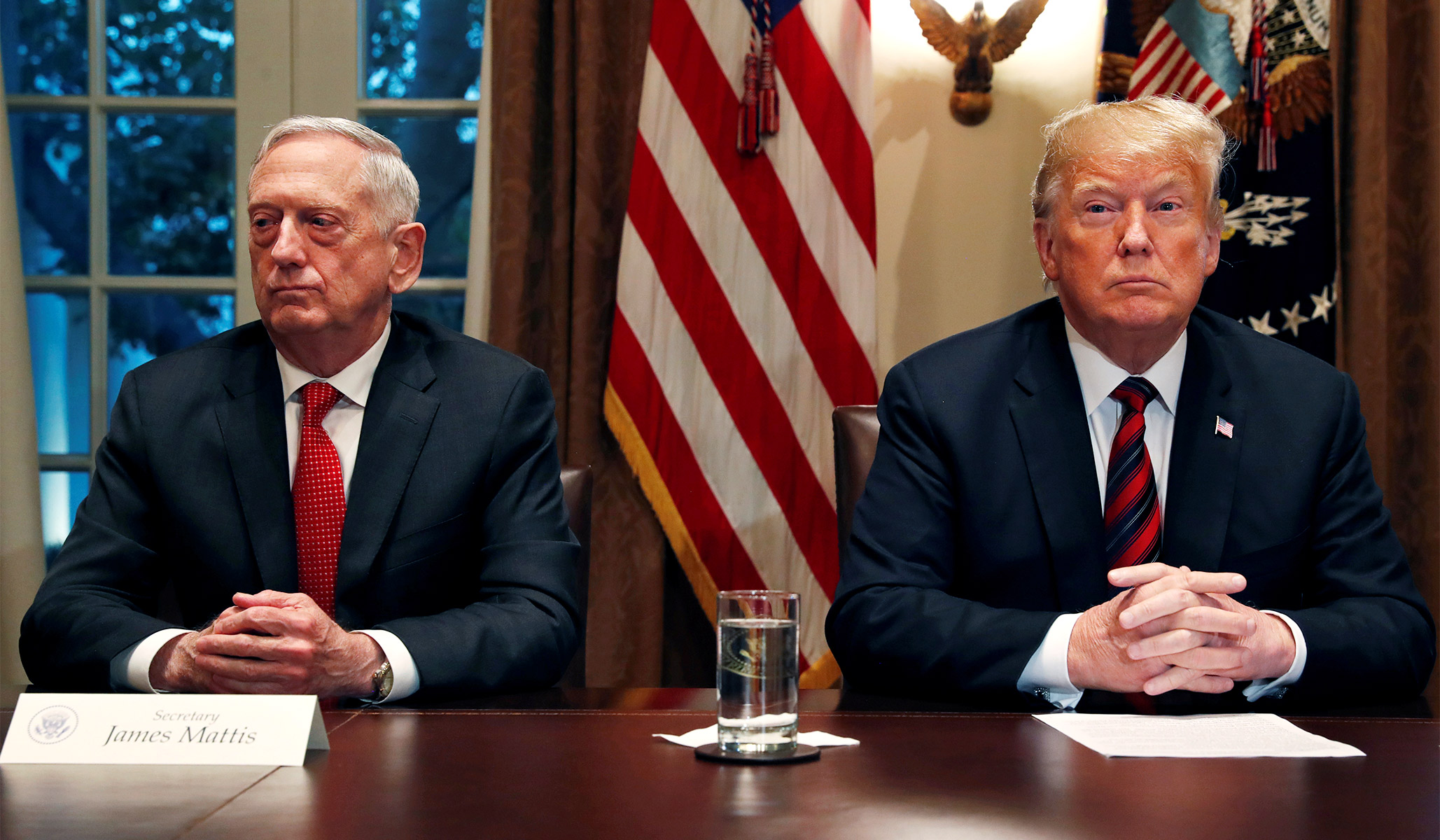 Trump and U.S. Civil–Military Relations — the Generals Aren't Always Right