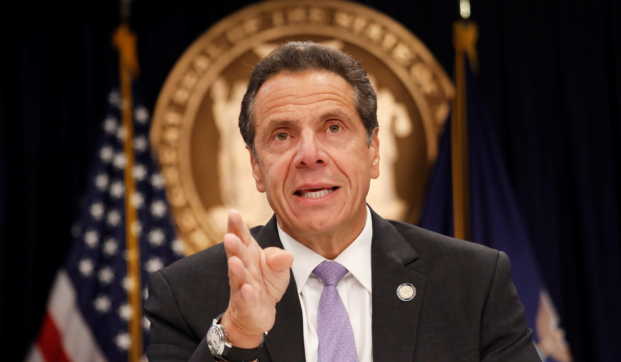 Cuomo Signs Measure Allowing New York Prosecutors to Bypass Presidential Pardons