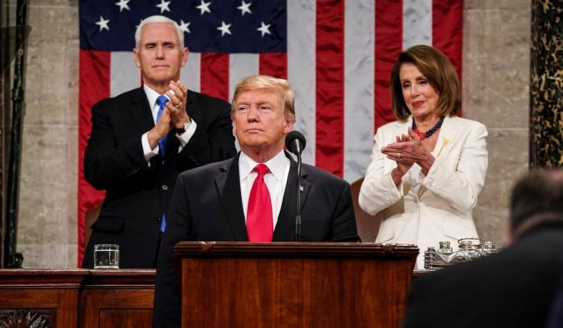 Congress Is Complicit in Trump's Power Grab