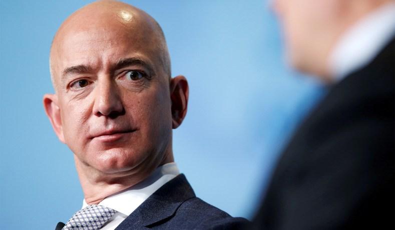 Jeff Bezos Exposes Alleged National Enquirer Extortion Scheme