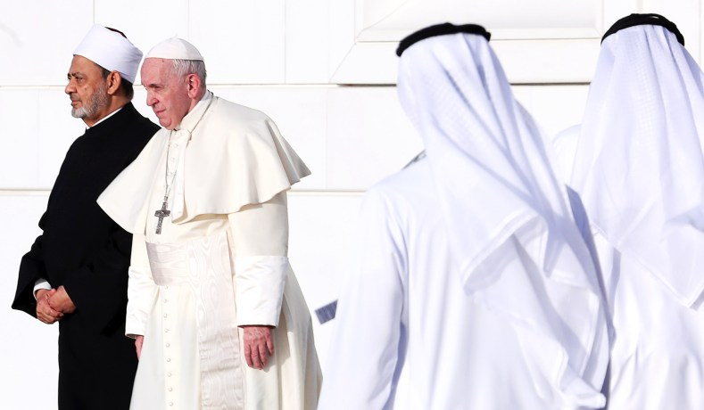 Pope Francis, and the West, Should Be Wary of the UAE's Tolerance Agenda