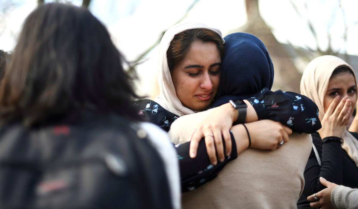 Christchurch Attack Facebook: Christchurch Mosque Attack Aftermath: Fight Evil With Love