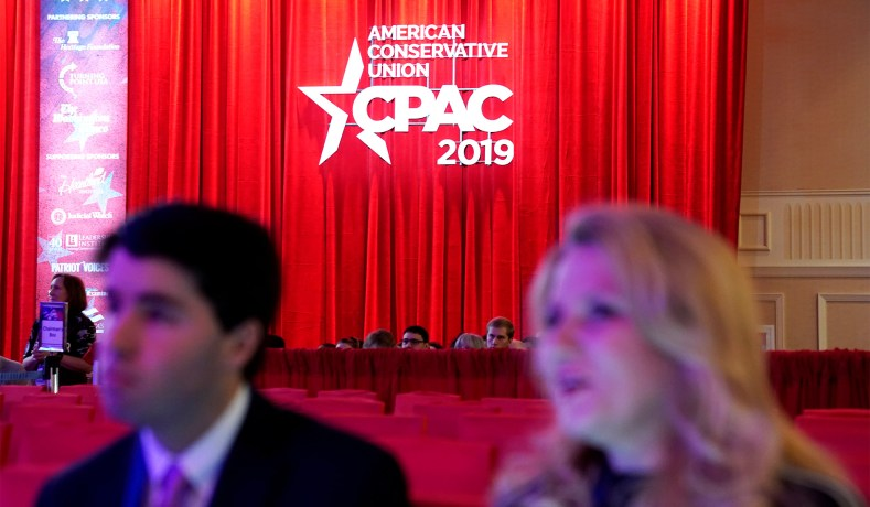 CPAC 2019 ─ Conference Is the Party of the Right | National
