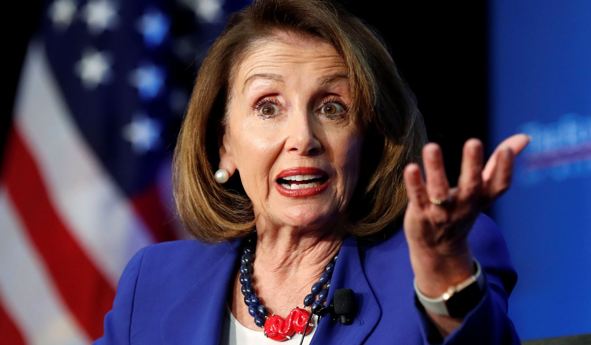 Nancy Pelosi & President Trump's Impeachment: 'He's Just ...