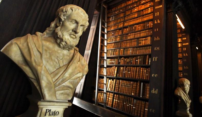 Plato: The First Socialist
