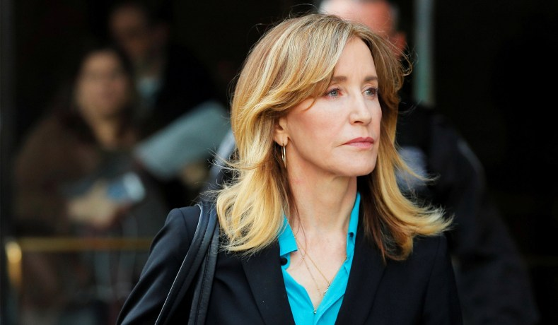 Felicity Huffman and the Stagecraft of Apologies