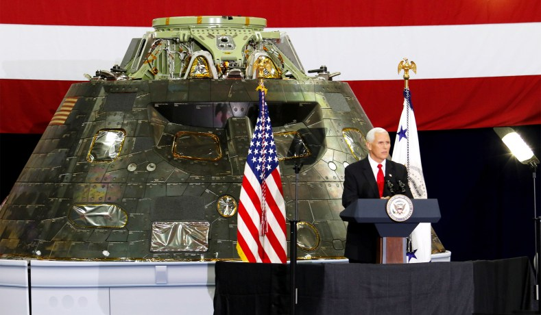 Returning to the Moon: Bureaucratic and Budgetary Hurdles