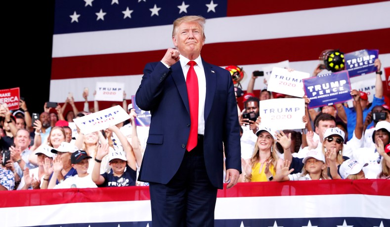 Donald Trump 2020 Campaign: Outlook Positive | National Review