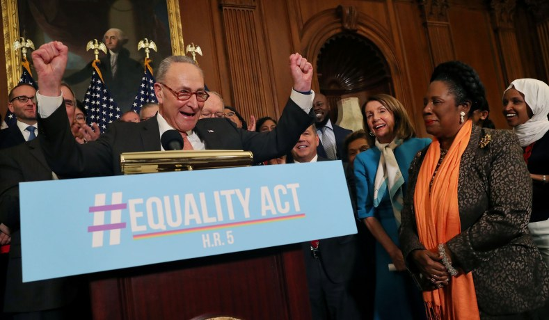 The Equality Act Is a Time Bomb