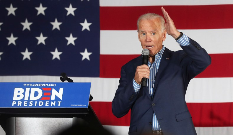 What If Joe Biden . . . Really Is the Strongest Option for Democrats?