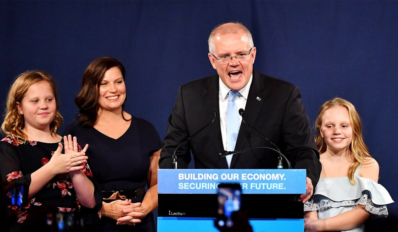 Australia's Election Did Not Involve a 'Populist Wave'