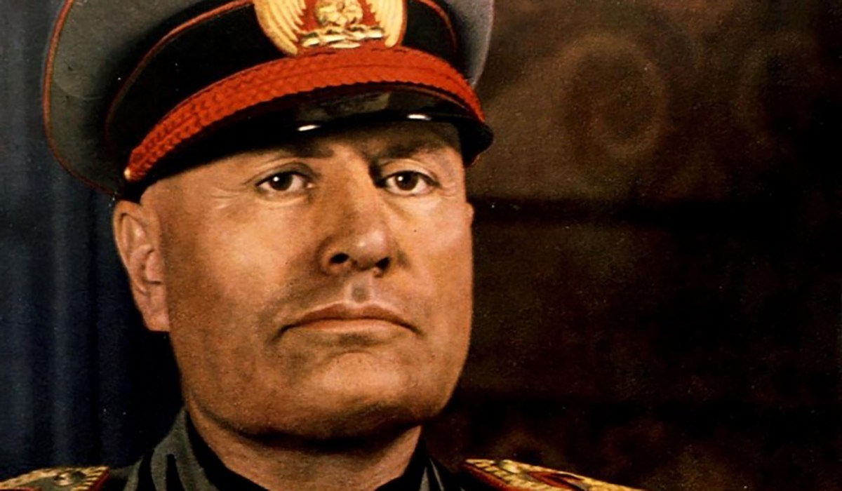 Fascism Origin Benito Mussolini Not Versailles National Review