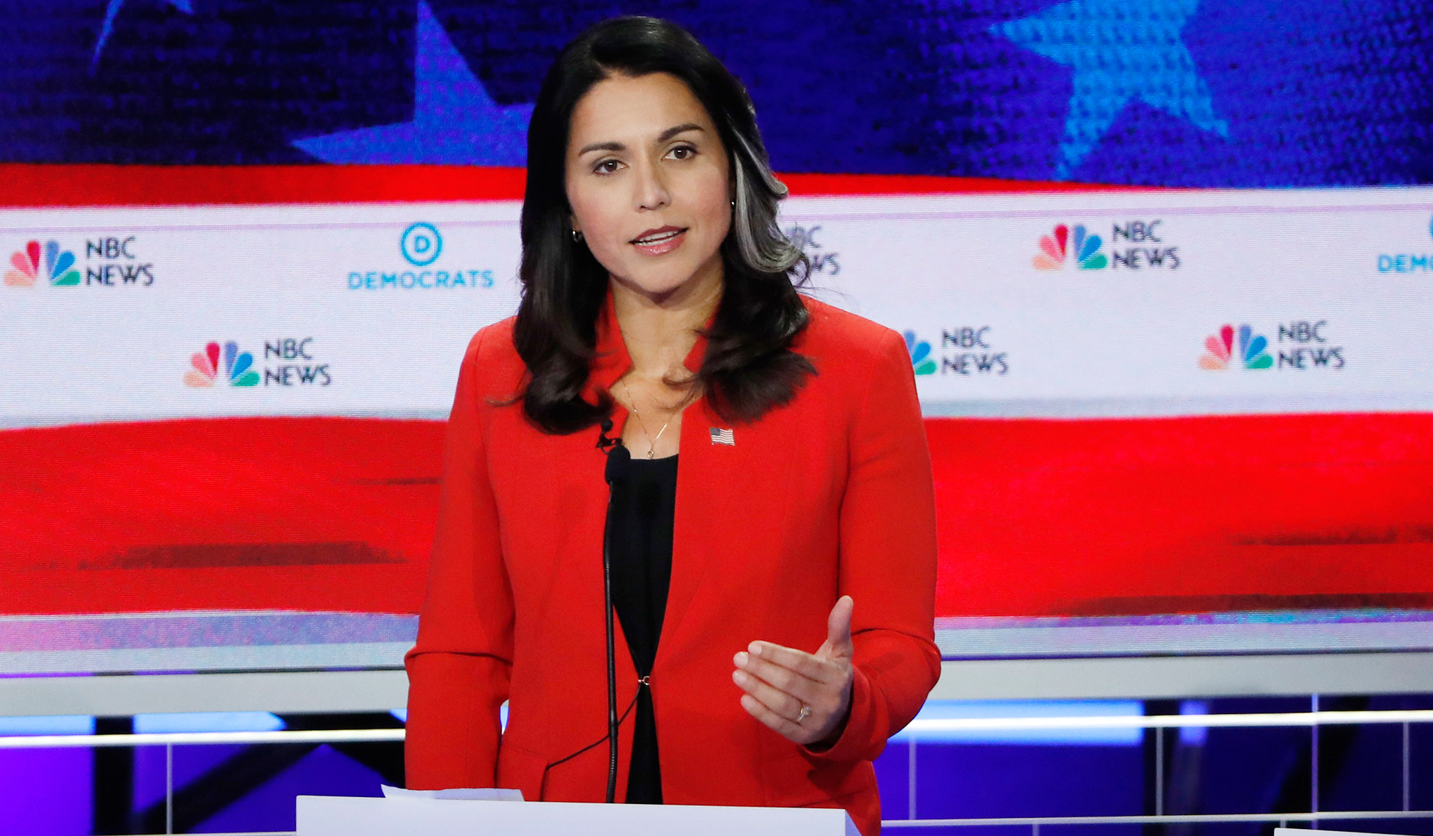 The Lone Good News About the Upcoming Debate: Gabbard Will Be Back on Stage