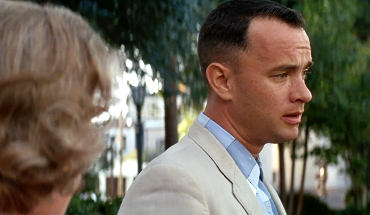 Movie Review Forrest Gump Is Dark And Cynical Not Heartwarming National Review