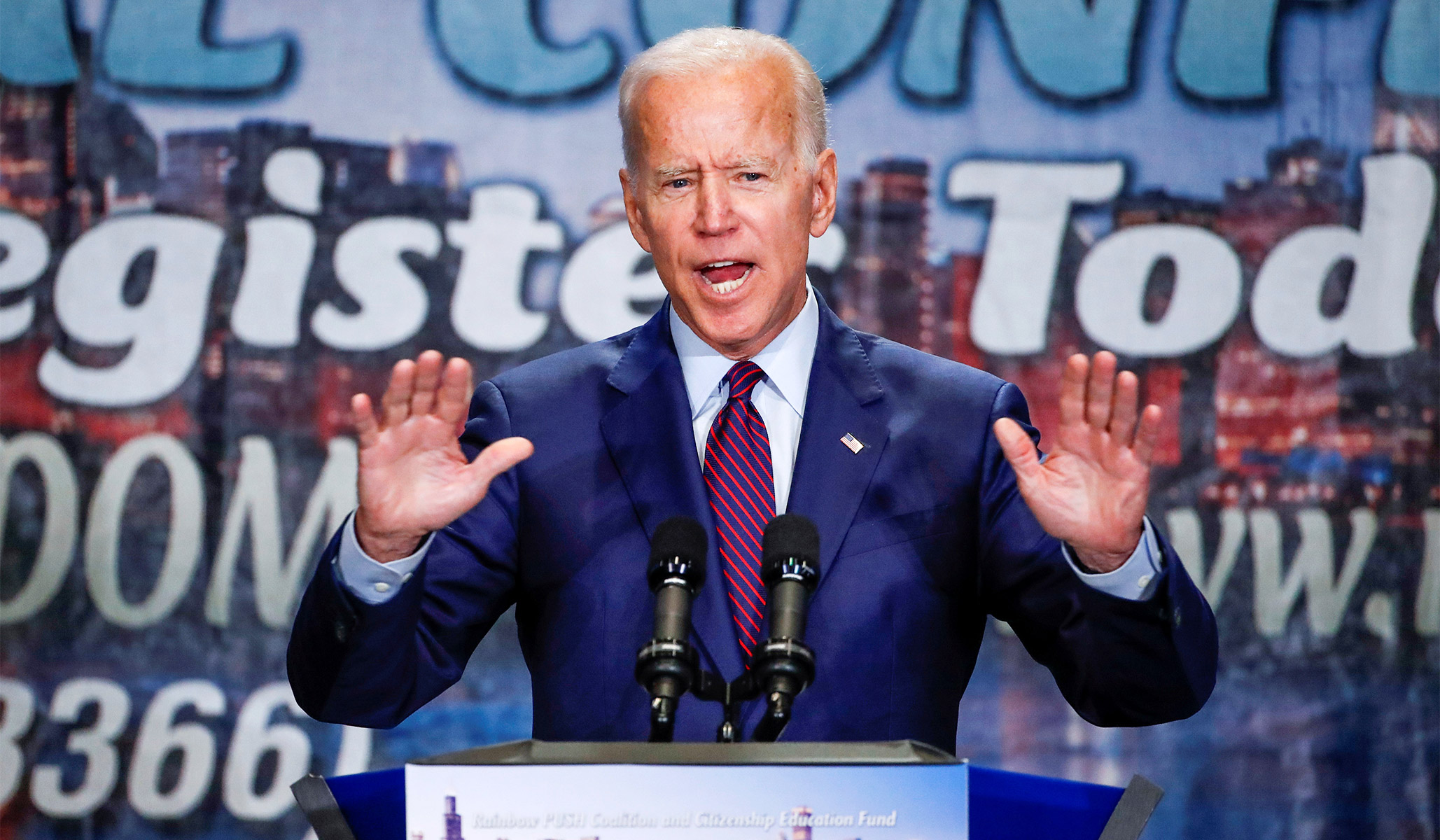 Joe Biden and the Great Awokening