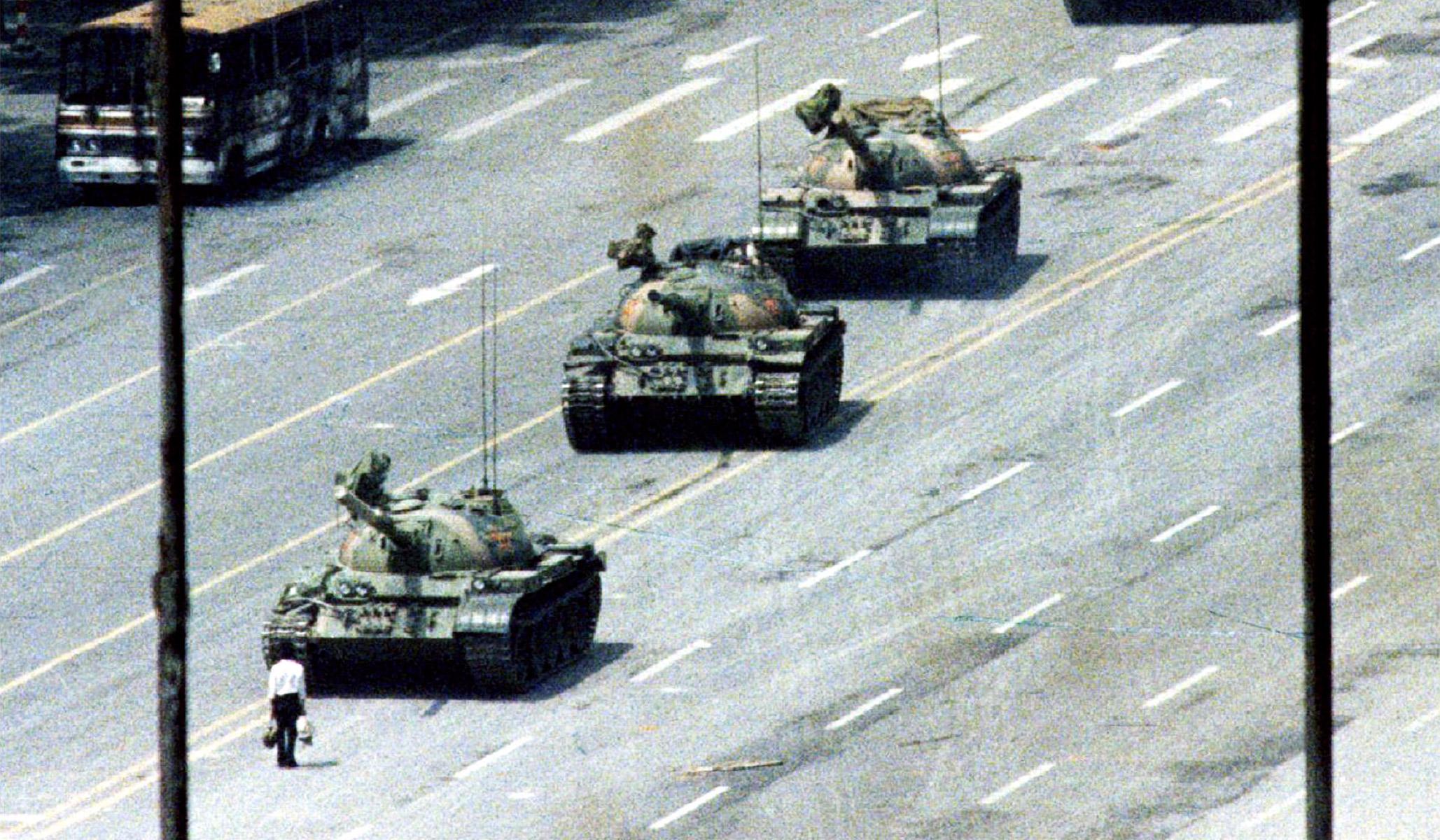 Tiananmen Then, Hong Kong Now