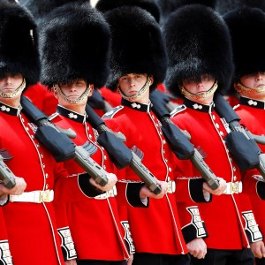 Trooping the Colour | National Review
