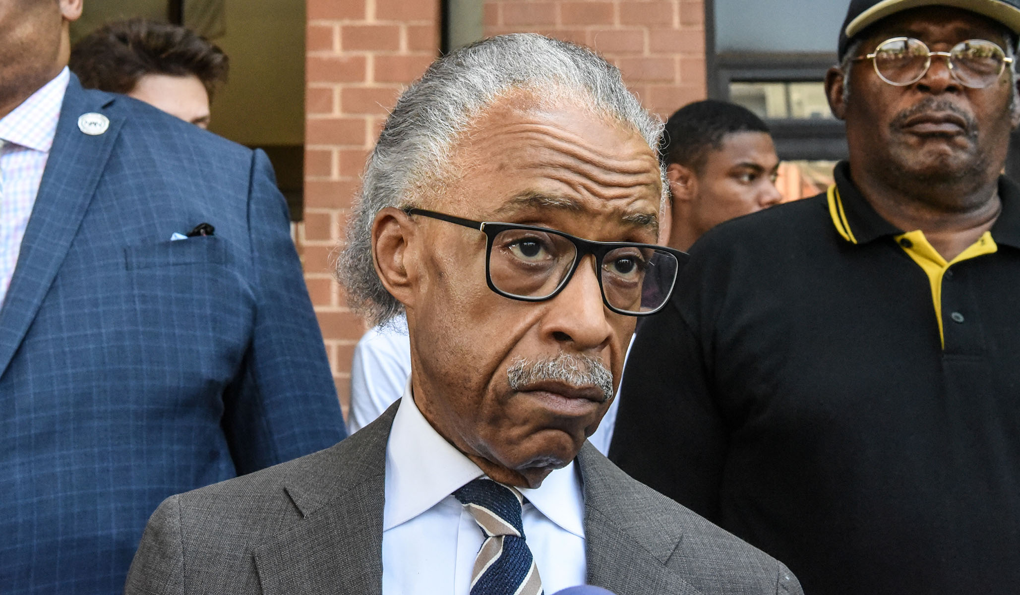 AL Sharpton: Law Enforcement Involved In Capitol Riot Is 'The Least Surprising Thing To Me' 1/18/21