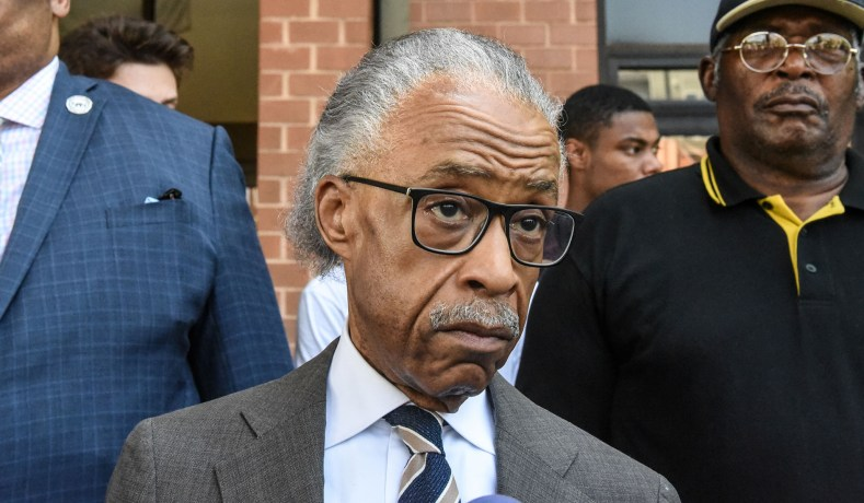 Al Sharpton Is Not a Civil-Rights Hero | National Review