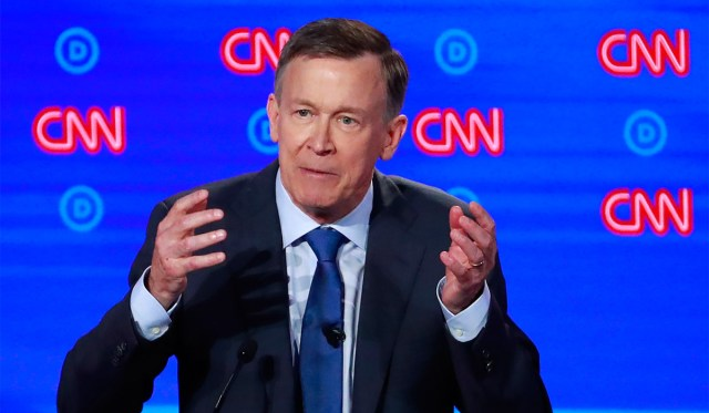 Senate Candidates Fight DSCC over Hickenlooper Endorsement
