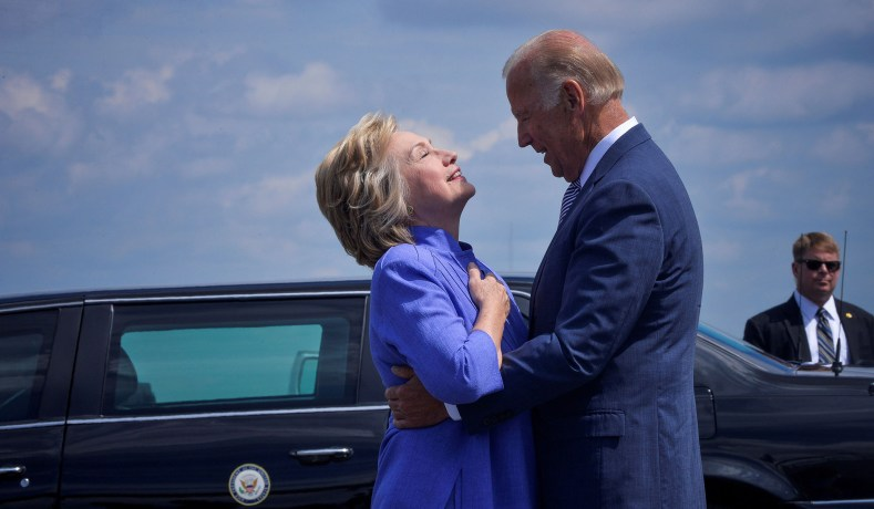 Are Democrats Sure Biden Is Different Enough from Hillary Clinton?