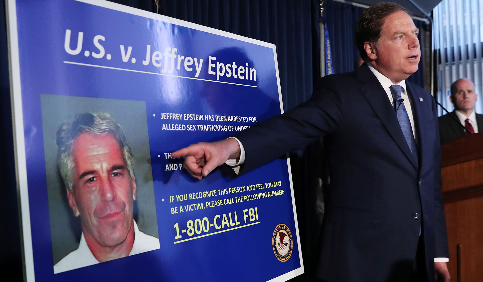 'Epstein Didn't Kill Himself'