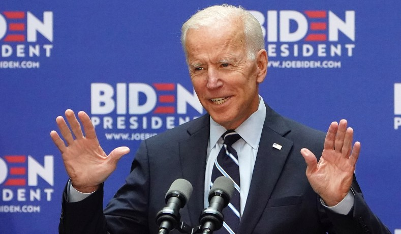 Middle-Class Joe Cashes In