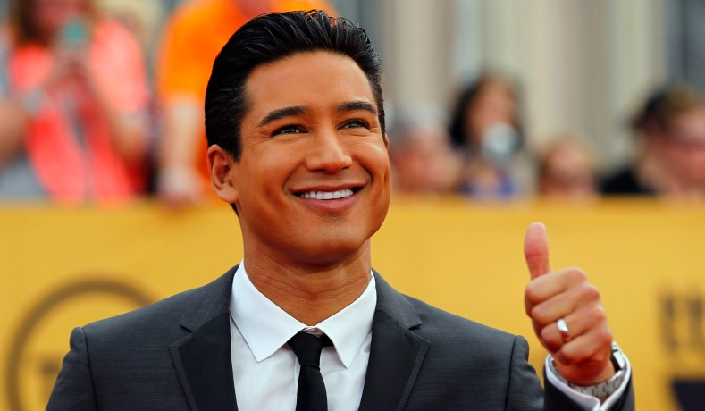 Mario Lopez Was Smeared. Score One for the Mob