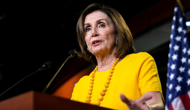 Pelosi's Position on Impeachment Unchanged Following Mueller Testimony