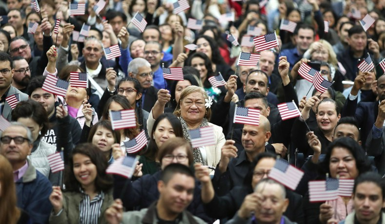 Immigration Cannot Fix Challenges of Aging Society